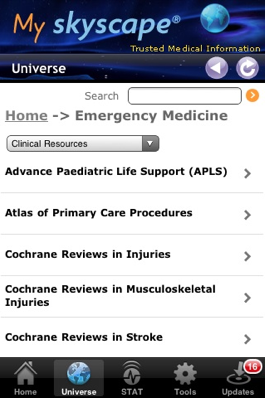 Recensione: Skyscape Reader e 5 Minute Clinical Consult (5MCC) – Prima Parte