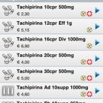 iFarmaci: un nuovo prontuario farmaceutico per iPhone!