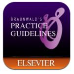 Le linee guida di cardiologia su iPhone e iPad con l'app Braunwald's Practice Guidelines