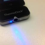 Recensione di ThermoDock, il primo termometro a infrarossi per iPhone