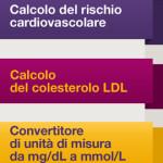 Due apps iOS per il calcolo del rischio cardiovascolare