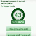 Checklist, l'app per la gestione del rischio clinico da farmaci