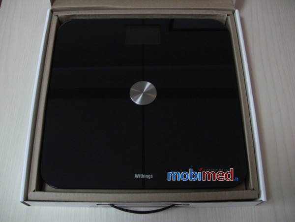 Recensione Withings Smart Body Analyzer Mobimed WS 50 bilancia frequenza cardiaca BMI iOS Android 10