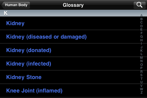 Blausen Glossario